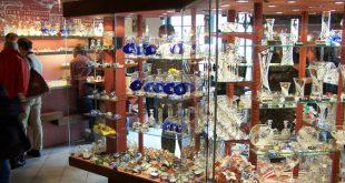 بازار بلور شیشه اصفهان